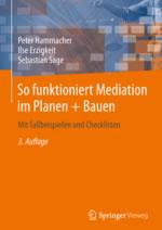 Buch Mediation im Planen und Bauen